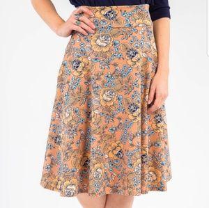 Midi Skirt by Agnes & Dora